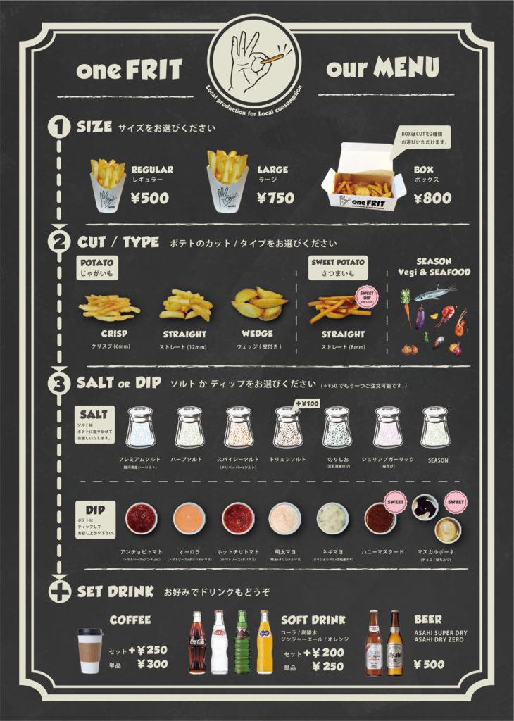 of-menu